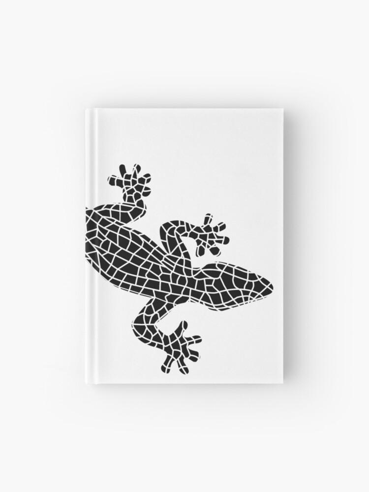 Totemic Lizard   Hardcover Journal