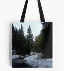Forrest Drive Tote Bag