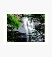 """Waterfall"" by Carter L. Shepard""  Art Print"