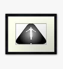 The Legend of Apollo 1.0 Framed Print