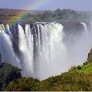 Victoria Falls Africa by maureenclark