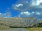 Roan Cliffs, Garfield County, Colorado by Margaret  Hyde