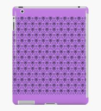 The Haunted Mansion Wallpaper - Light Purple  iPad Case/Skin