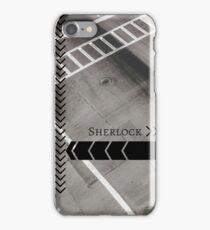 Sherlock- Mind Palace Directions iPhone Case/Skin