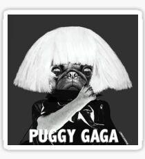 PUGGY GAGA Sticker