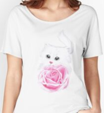 Inside my little heart Women's Relaxed Fit T-Shirt
