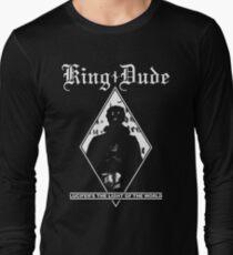 King Dude (Masked   LTLOTW) T-Shirt