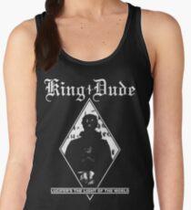 King Dude (Masked | LTLOTW) Women's Tank Top