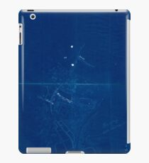 Civil War Maps 0207 Blue Springs Tennessee Inverted iPad Case/Skin