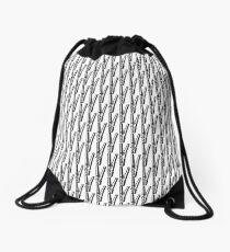 Clothespin Drawstring Bag