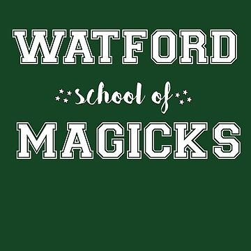 WATFORD - GREEN by buttermybooks