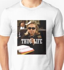 Throwback - Hillary Clinton Unisex T-Shirt