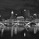 Columbus in Black and White by michael6076