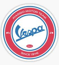 VESPA CREST 2 Sticker