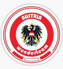 Euro 2016 Football - Team Austria Sticker