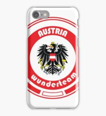 Euro 2016 Football - Team Austria iPhone Case/Skin