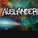 auslander space logo by mcfisturanalcav