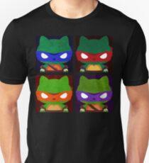 Teenage Mutant Ninja Kitties T-Shirt