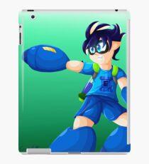 Splatoon Mega Man iPad Case/Skin