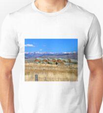 Farming near Walden, Colorado T-Shirt