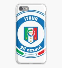 Euro 2016 Football - Team Italia iPhone Case/Skin