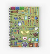 Cuaderno de espiral Zelda: It's Dangerous, Take This