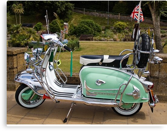 Mint Lambretta by Country  Pursuits