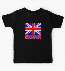 The Pride of Britain Kids Tee