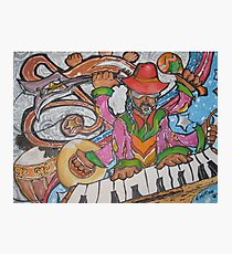 Soul of Music Photographic Print