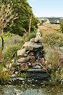 A French Garden by Elaine Teague