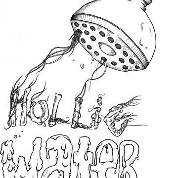 Hollie Water by MackVanLobster