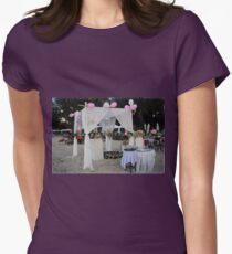 Beach Wedding Setup T-Shirt