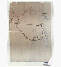 Civil War Maps 0595 Macon Geo 1864 Poster