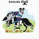 Kats Koolies Nose by Koolie Club  of Australia