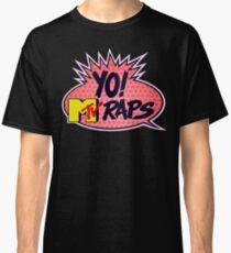 Yo! MTV Raps Classic T-Shirt