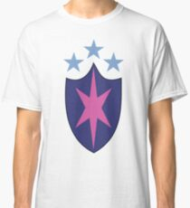 My little Pony - Shining Armor Cutie Mark Classic T-Shirt
