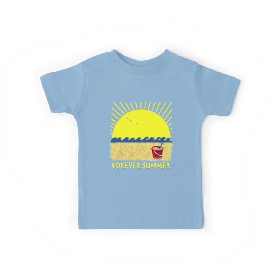 Forever Summer 8  by Linda Lees