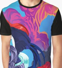 Smoke on the water Graphic T-Shirt