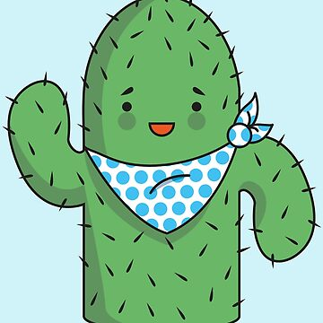 Mr J.G Cactus  by GubbyandNimbo