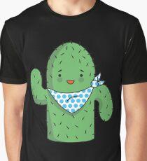 Mr J.G Cactus  Graphic T-Shirt