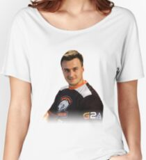 Pasha Biceps from Virtus.Pro Women's Relaxed Fit T-Shirt