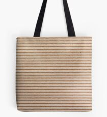 Corrugated Cardboard Tote Bag