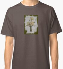 Wishing You A Wonderful Day Double Narcissi In A Bouquet Classic T-Shirt