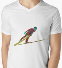 Ski Jumper T-Shirt