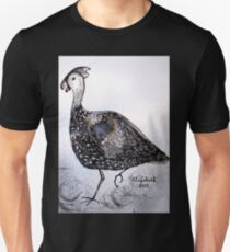 Numida meleagris. Unisex T-Shirt