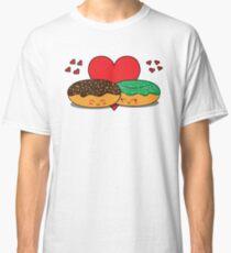 Donut Couple Classic T-Shirt