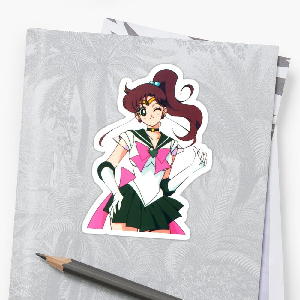 Sailor Jupiter by miafey