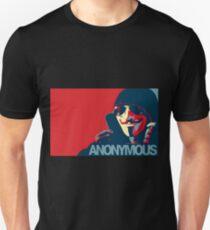 Anonymous Unisex T-Shirt