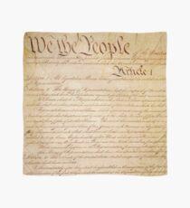 US CONSTITUTION Scarf