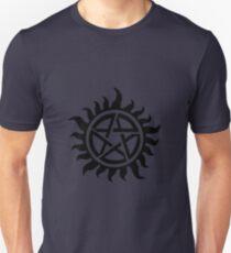 Supernatural Demon Possession Protection [BLACK] T-Shirt